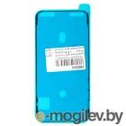 водозащитная прокладка (проклейка) для iPhone X, черный
