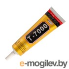 Клей герметик для проклейки тачскринов Т-7000 (черный) 50мл