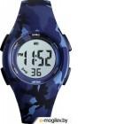 Часы наручные детские Skmei 1459-4 (синий камуфляж)