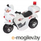 Детский мотоцикл Babyhit Little Biker (белый)
