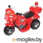 Детский мотоцикл Babyhit Little Biker (красный)