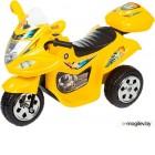 Детский мотоцикл Babyhit Little Racer (желтый)