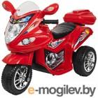 Детский мотоцикл Babyhit Little Racer (красный)