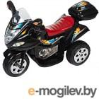 Детский мотоцикл Babyhit Little Racer (черный)