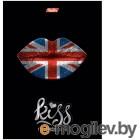 Бизнес-блокнот Hatber Kiss A6 80 листов 80ББ6лофлВ1_17561