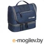 Органайзеры, кофры и вакуумные пакеты для хранения Косметичка-органайзер для путешествий Pictet Fino RH67 Blue 30420