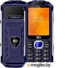 Мобильный телефон BQ-Mobile BQ-2819 Tank Quattro (синий)