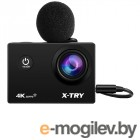 X-TRY XTC198 EMR 4K WiFi Black