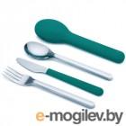 Набор столовых приборов Joseph Joseph GoEat Cutlery Set 81069 (изумрудный)