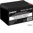 Аккумуляторная батарея ExeGate GP1272 (12V 7.2Ah), клеммы F2