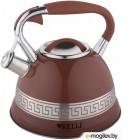 Чайник со свистком KELLI KL-4506 (бежевый)