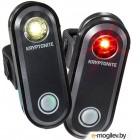 Набор фонарей для велосипеда Kryptonite Avenue F-65 + R-30