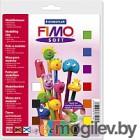 Запекаемая глина для лепки Fimo Soft 8023-10 (10x25г)
