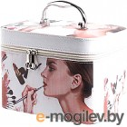 Кейс для косметики MONAMI CX7514-1 (бежевый)