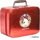 Кейс для косметики MONAMI CX7518-2 (красный)
