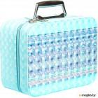Кейс для косметики MONAMI CX7587-1 (голубой)