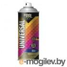 INRAL UNIVERSAL ENAMEL 02 белый глянец 400мл