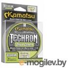 Леска плетеная KAMATSU Techron Olive Green 0.16мм 100м / 259100016
