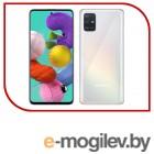 Смартфон Samsung SM-A515F Galaxy A51 64Gb 4Gb белый моноблок 3G 4G 2Sim 6.5 1080x2400 Android 9 48Mpix 802.11 a/b/g/n/ac NFC GPS GSM900/1800 GSM1900 TouchSc MP3 microSD max512Gb
