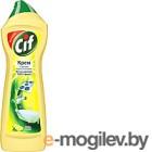 Универсальное чистящее средство Cif Актив Лимон (750мл)