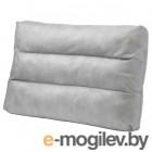 ДУВХОЛЬМЕН, Внутренняя подушка д/подушки спинки, для сада серый, 62x44 см 203.918.37