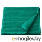 ВОГШЁН, Банное полотенце, темно-зеленый, 70x140 см 404.394.09