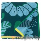 САНДВИЛАН, Банное полотенце, синий, разноцветный, 70x140 см 404.304.80
