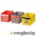 АНГЕЛЭГЕН, Коробка, разноцветный, 18x27x17 см 3 шт 904.179.52