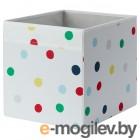 дрёна, коробка, точечный, 33x38x33 см 104.281.48