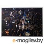 БЬЁРКСТА, Картина с рамой, Огни Нью-Йорка, цвет алюминия, 200x140 см 592.072.68