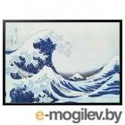 БЬЁРКСТА, Картина с рамой, Японская волна, черный, 140x100 см 292.978.21