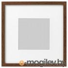 ХОВСТА, Рама, классический коричневый, 23x23 см 003.657.83