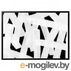 БЬЁРКСТА, Картина с рамой, Мазки, черный, 140x100 см 192.984.11