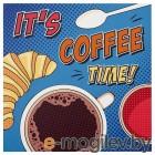 ФРИДЕНЭ, Картина, It's coffee time, 30x30 см 004.487.26