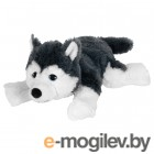 ЛИВЛИГ, Мягкая игрушка, собака, сибирский хаски, 26 см 304.142.73