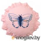 СОНГЛЭРКА, Подушка, орнамент «бабочка» 204.269.88