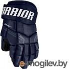 Перчатки хоккейные Warrior QRE4 / Q4G-NV10 (темно-синий)