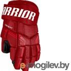 Перчатки хоккейные Warrior QRE4 / Q4G-RD14