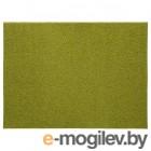 АЛЛЕРСЛЕВ, Ковер, длинный ворс, светло-зеленый, 133x180 см 703.075.20