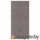 АЛЛЕРСЛЕВ, Ковер, длинный ворс, коричневый, 57x120 см 003.980.43