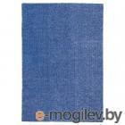 ЛАНГСТЕД, Ковер, короткий ворс, темно-синий, 133x195 см 204.080.55