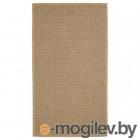 ХЕЛЛЕСТЕД, Ковер безворсовый, неокрашенный, коричневый, 80x150 см 904.079.91