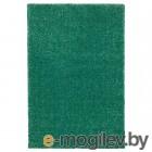 ЛАНГСТЕД, Ковер, короткий ворс, зеленый, 133x195 см 904.080.47