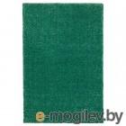 ЛАНГСТЕД, Ковер, короткий ворс, зеленый, 60x90 см 604.239.40