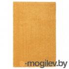 ЛАНГСТЕД, Ковер, короткий ворс, желтый, 60x90 см 004.239.43