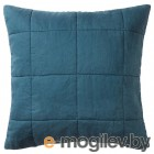 ГУЛЬВЕД, Чехол на подушку, темно-синий, 65x65 см 503.929.15