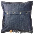 СИССИЛЬ, Чехол на подушку, синий, 50x50 см 404.326.86