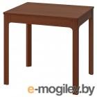 ЭКЕДАЛЕН, Раздвижной стол, коричневый, 80/120x70 см 503.578.32