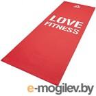 Коврик для йоги и фитнеса Reebok Love RAMT-11024RDL