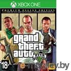 Игра для игровой консоли Microsoft Xbox One Grand Theft Auto V. Premium Edition